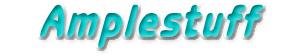 Amplestuff Logo