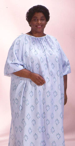 Hospital Exam Gowns Amplestuff Plus Size Products And
